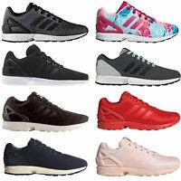 Adidas Originals ZX Flux Sneaker Kinder-Halbschuhe Scarpe da Ginnastica Nuovo