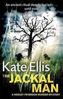 The Jackal Man: A Wesley Peterson Murder Mystery by Kate Ellis (Paperback) Book