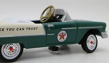 1955 Chevy Pedal Car Vintage Green Sport Show Hot Rod Midget Metal Model 1957
