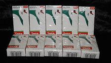 SWAN MENTHOL EXTRA SLIM FILTER TIPS FULL BOX 10 PACKS OF 120 = 1200 TIPS