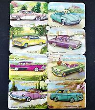 Oblaten und Glanzbilder: Automobile der 50er - PZB 1346 - Citroen, Peugeot,Buick