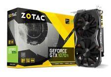 Schede video e grafiche ZOTAC modello NVIDIA GeForce GTX 1070 per prodotti informatici PC