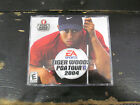 2003 Ea Sports Tiger Woods Pga Tour 2004 Pc Cd-rom Computer Game Golf Vg Used