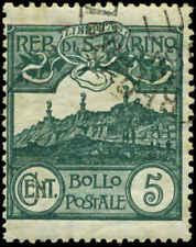 San Marino Scott #42 Used