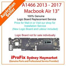 """Macbook Air 13"""" A1466 2013 - 2017 Logic Board Motherboard 820-00165-A"""