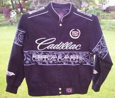 BOYS JH Designs Vintage Commortive Release Cadillac Escalade Black Jacket L 8-10