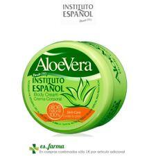 F202027 Instituto Español Aloe Vera Crema per il Corpo 400ml