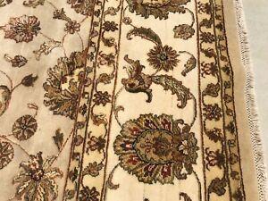 Dharma Hand Knotted Wool & Silk Area Rug 9 x 12.2
