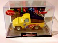 Disney Store Pixar Cars 2 John Lassetire Collector Case Die Cast Vehicle