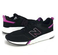 New Balance 009 Women's Running/Walking Shoes Black/Purple/Pink Size 6 Or 10 B