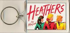 Heathers. The Musical. Keyring / Bag Tag.