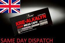# OLIMP Kre-Alkalyn 2500 MEGA CAPS Creatina Monoidrato #