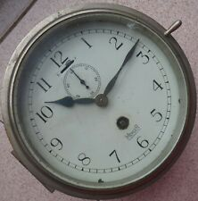 Mercer Ship Clock 18 cm. in diameter not work to restore