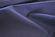 Tessuti e stoffe blu per hobby creativi al metro 100% Lana