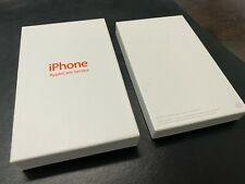 Apple iPhone Slim Thin White Applecare Service Shipping Box For 2G 3G 3GS 2007