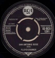 """Floyd Cramer(7"""" Vinyl)San Antonio Rose-RCA-RCA 1241-UK-VG/VG"""