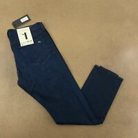 Rag & Bone Men's Size 34X30 Blue Dark Wash Denim Extra Slim Bayview Jeans NWT