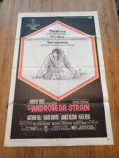 The Andromeda Strain Vintage  Movie Poster, 41 x 27