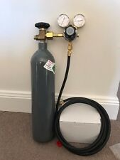 Nitrogen Kit with Gas, Regulator and Hose