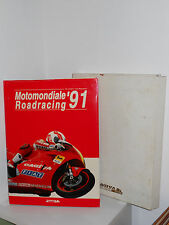 MOTOMONDIALE ROADRACING '91- CAGIVA GROUP - CEREGHINI & BERGAMASCHI 1991