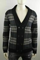 JOHN RICHMOND Cardigan Herren Pullover Strick Jacke Jacket Gr. M