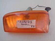 Ford Taunus Kombi MK2 Blinker Blinklicht Glas Gehäuse vorne links