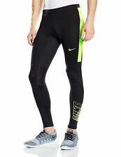 Nike Dri-Fit Essential Men's Running Tights- Style 707403-011 Size Xl Msrp $65