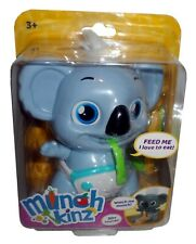 MUNCHKINZ KIKI THE KOALA *BNIB* INTERACTIVE EATING PET 30+ SOUNDS