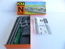 POLA N - B 205 MAQUETTE A CONSTRUIRE GARE DE REICHENBACH