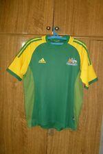 Australia Adidas Football Shirt Away 2002/2003/2004 Green Jersey Men Size S?