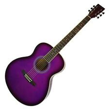 New Sanchez PURPLE Acoustic Guitar Small Body Steel String