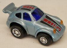 Maisto Pull-Back Racer Porsche 911 Turbo Blue #3