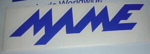 MAME Vinyl Sticker - RPI Retropi cabinet coin arcade slot machine