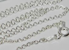 """SOLID STERLING SILVER 925 20 """" BELCHER CHAIN 3.2g - Strong & Durable - 20 INCH"""