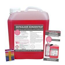 5 Liter Détartrant 0,5 Ph Plus Accessoires Compatible pour Delonghi,Saeco ,AEG ,