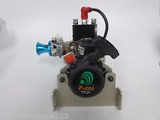 CY 27cc Marine Gas Boat Engine Walbro Mount Throttle Zenoah ChungYang RCMK 5.9HP