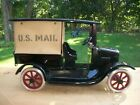 Buddy L Style Cowdery Ford Model T Flivver U.S. Mail Delivery Prototype