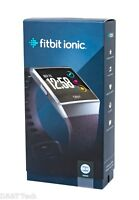 Fitbit Ionic Charcoal / Smoke-Gray One Size (S & L Bands Included)