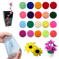 Handmade Wreath Artificial Flower Accessory Silk Screen Nylon Stocking Tensile