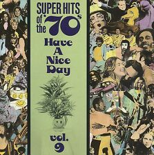 Super Hits Of The 70's: Have A Nice Day, Vol 9 (1990 U.S. CD w/8 Page Booklet)