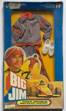 Rare Tenue BIG JIM ACTION SET ref 8211 MATTEL 1980 Scellé - Jouet vintage