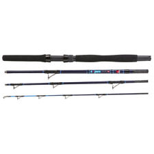 Jenzi Fishing Rod Exxpure Travel Hochseerute Plug-In Sea Rod Blue