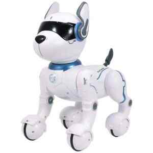 Ziggy the Robo Dog Interactive Sing Dance Bark Voice Programming Gift Toy Learn
