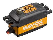 Savox Low Profile Metal Gear .09 / 125 oz-in Digital Servo SC1251MG SAVSC1251MG
