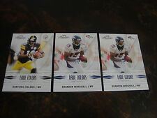 2009 Playoff Prestige Football---True Colors---Lot Of 3---See List