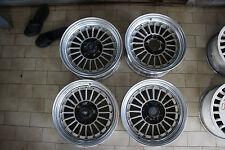 "JDM Linea Sport 15"" Fins rims wheels AE86 Hachiroku ta22 mesh volk enkei ssr"