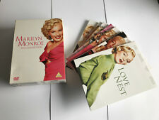 Marilyn Monroe Collection Vol. 1 (DVD, 2007, 7-Disc Set) [EXCELLENT]