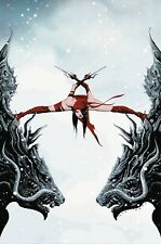 (2018) MARVEL KNIGHTS 20TH #2 JAE LEE 1:25 ELEKTRA VARIANT COVER! Donny Cates!