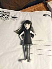"Cosmic Debris- Toynami- Emily The Strange & Mystery 6 1/2 "" Action Figure Rare"