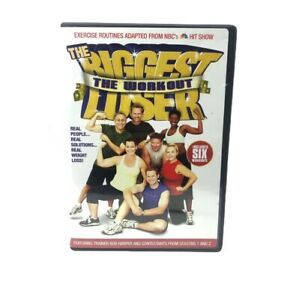 The Biggest Loser The Workout (DVD, 2005) Full Screen Weight Loss DVD